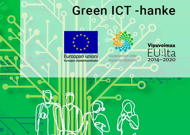 Green ICT -webinaarit 21.10. ja 28.10.2021